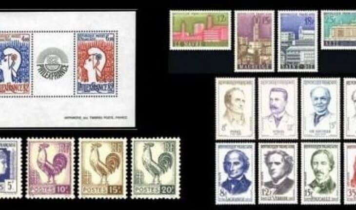 timbres pas cher